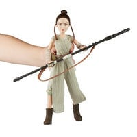 Image of Rey Action Figure by Hasbro - Star Wars: Forces of Destiny - 11'' # 3