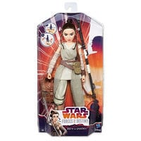 Image of Rey Action Figure by Hasbro - Star Wars: Forces of Destiny - 11'' # 5