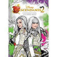 Image of Descendants 2: A Wickedly Cool Coloring Book # 1