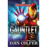 Image of Iron Man: The Gauntlet Book # 1