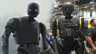 Most Impressive Fans: Darren Moser's Towering and Brilliant K-2SO Cosplay