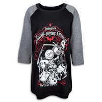Image of The Nightmare Before Christmas Raglan T-Shirt for Boys # 1