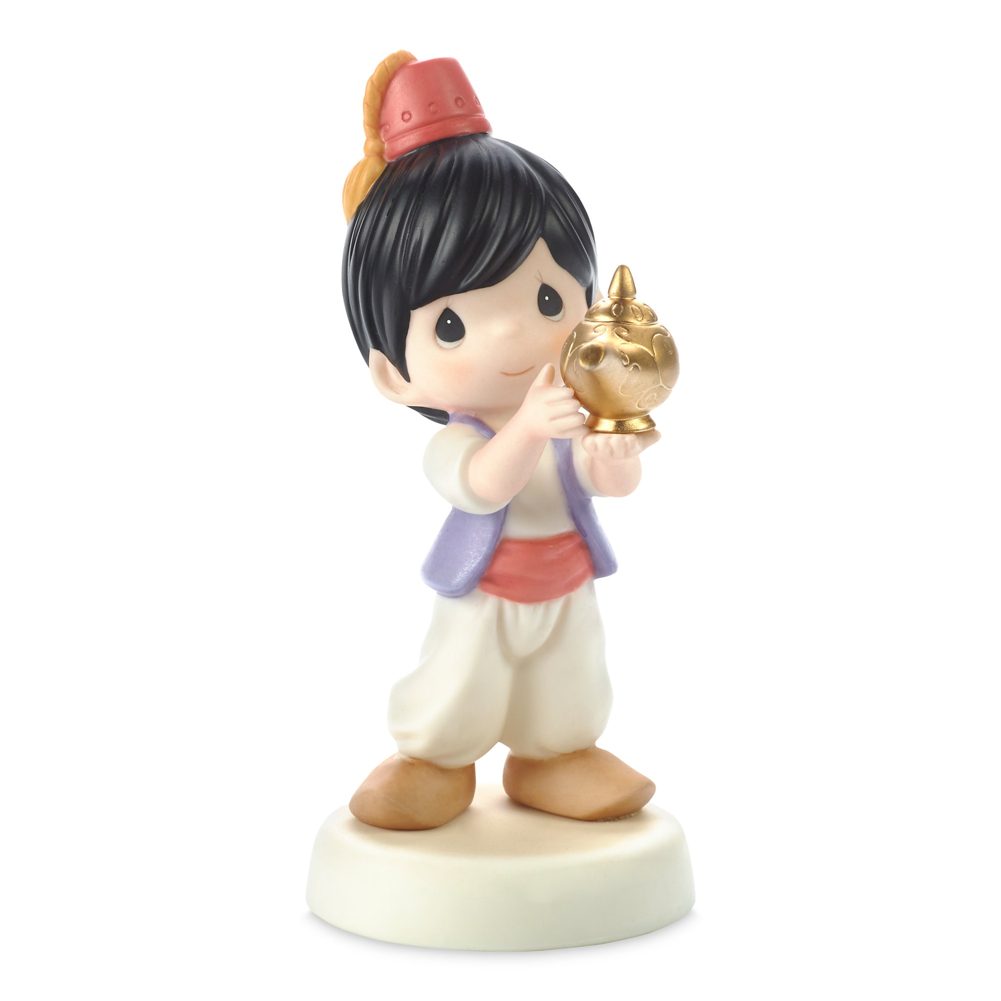 Aladdin with Magic Lamp Figure by Precious Moments