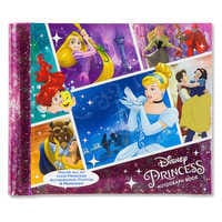 Image of Disney Princess Deluxe Autograph Book # 1