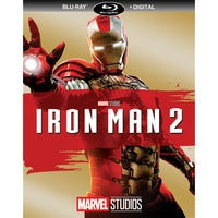 Image of Iron Man 2 Blu-ray + Digital Copy # 1