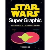 Image of Star Wars Super Graphic Book # 1