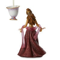 Image of Belle and Chip Couture de Force Holiday Figure and Ornament Set # 3