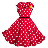 Image of Minnie Mouse Sweetheart Dress for Women # 1