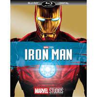 Image of Iron Man Blu-ray + Digital Copy # 1