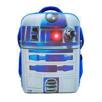Image of R2-D2 Hardshell Backpack - Star Wars - American Tourister # 1