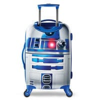 Image of R2-D2 Luggage - Star Wars - American Tourister - Small # 2