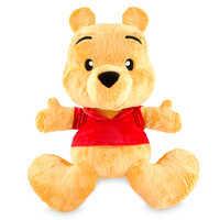 Image of Winnie the Pooh Big Feet Plush - Medium - 18'' # 1