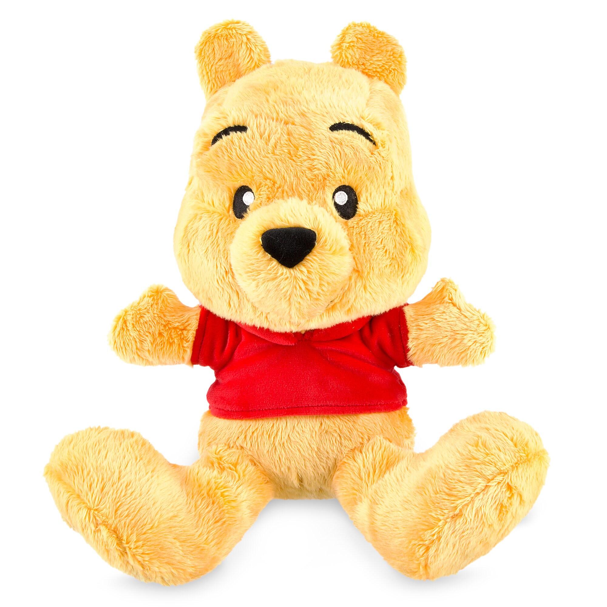 Winnie the Pooh Big Feet Plush - Small - 10''