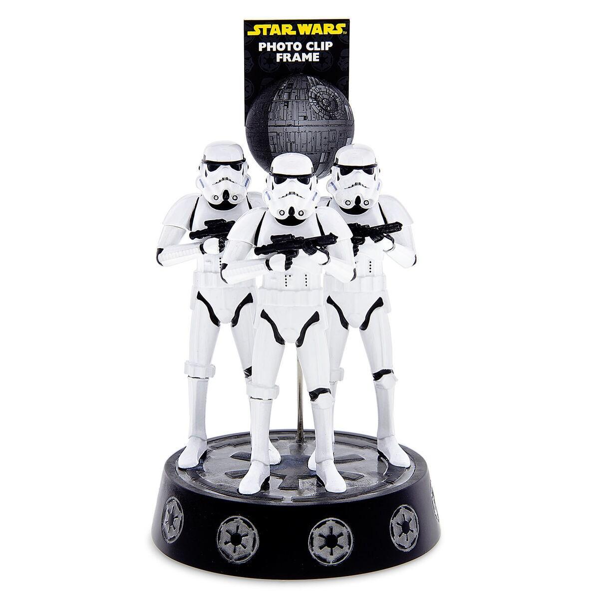 Stormtrooper Clip Frame - Star Wars   shopDisney