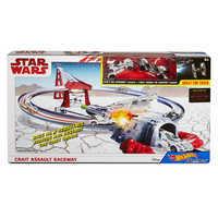 Image of Star Wars Carships Track Set - Star Wars: The Last Jedi - Hot Wheels # 3