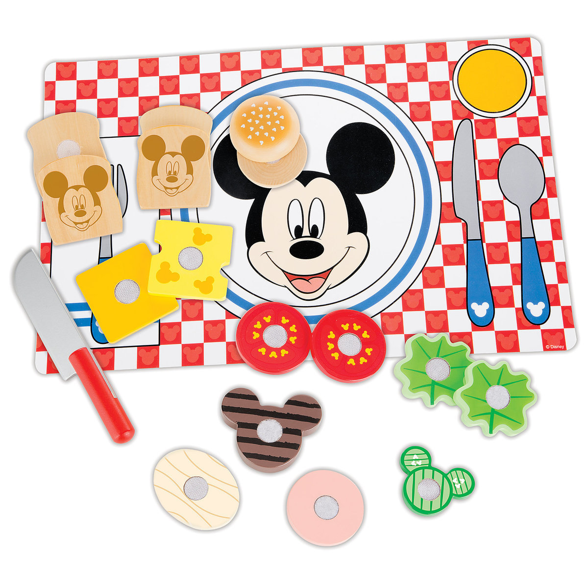 Mickey Mouse Clubhouse Sandwich Playset