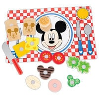 Mickey Mouse Clubhouse Wooden Sandwich-Making Set by Melissa & Doug