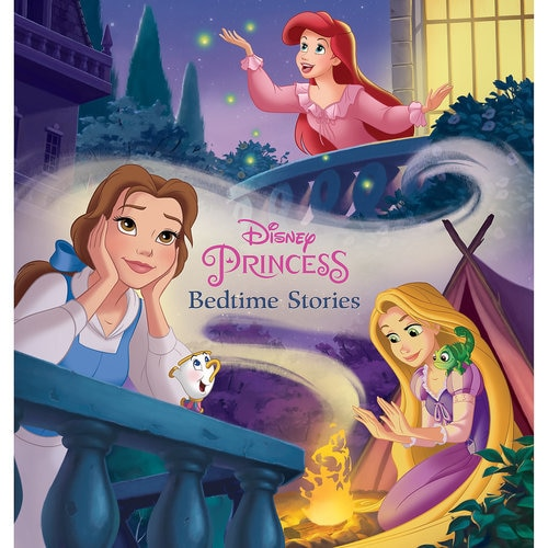 Disney princess bedtime stories book shopdisney for Bed stories online