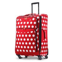 샵디즈니 Disney Minnie Mouse Luggage - American Tourister - Large