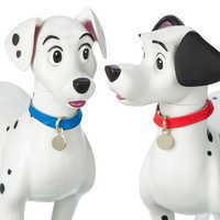 Image of Cruella De Vil and Dalmatians Doll Set - Disney Designer Folktale Series - Limited Edition # 8