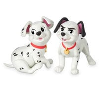 Cruella De Vil and Dalmatians Doll Set - Disney Designer Folktale Series - Limited Edition