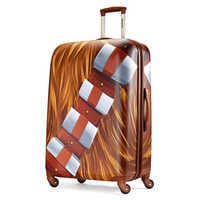 Image of Chewbacca Luggage - Star Wars - American Tourister - Large # 1