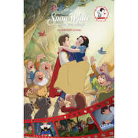 Image of Snow White and the Seven Dwarfs Cinestory Comic # 1
