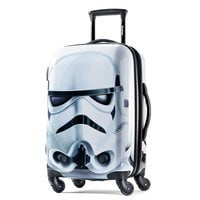 샵디즈니 스타워즈 캐리어 Disney Stormtrooper Luggage - Star Wars - American Tourister - Small