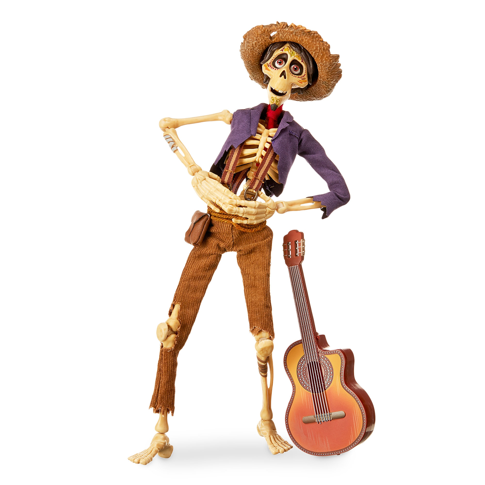 Héctor Singing Figure - Coco
