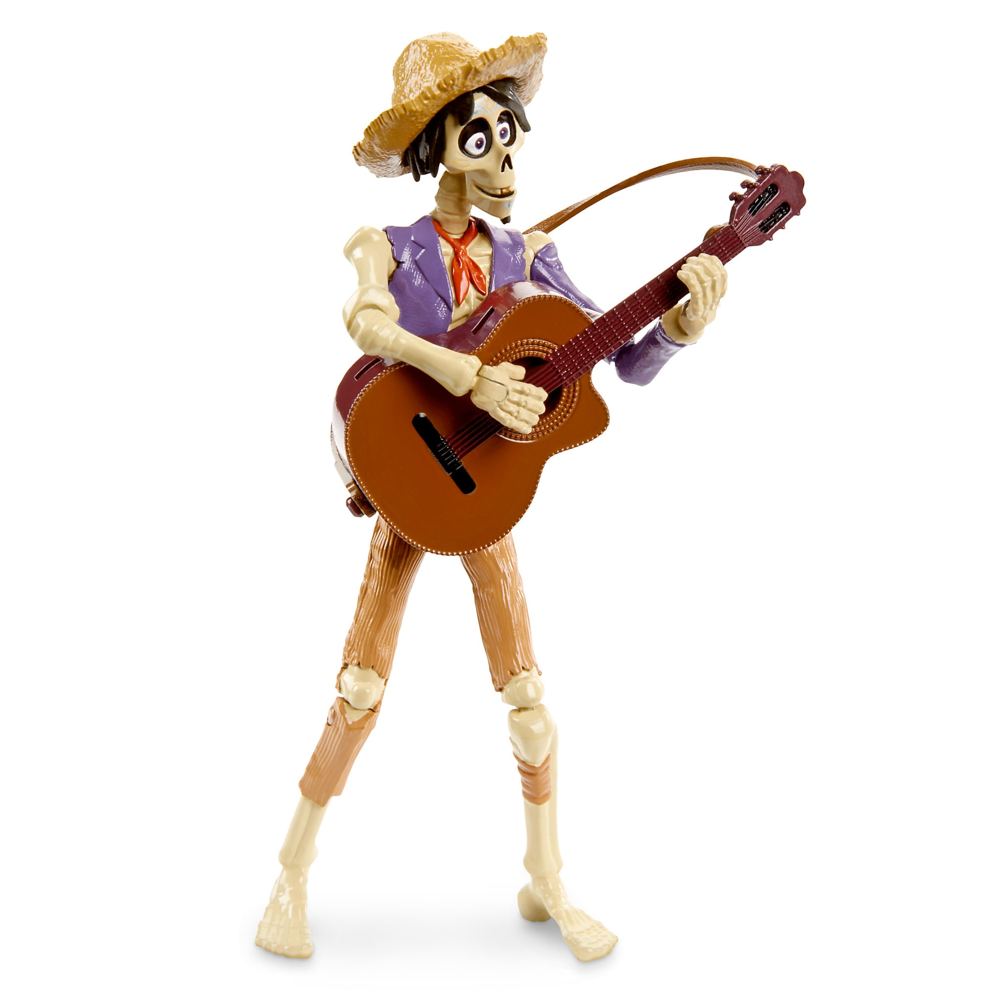 Héctor Figure with Guitar - Coco