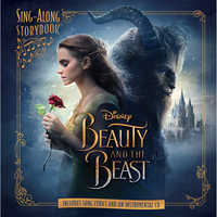 Image of Beauty and the Beast Sing-Along Storybook - Live Action Film # 1