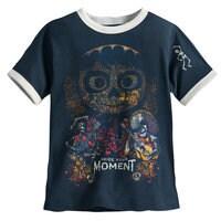 Coco Ringer T-Shirt - Boys