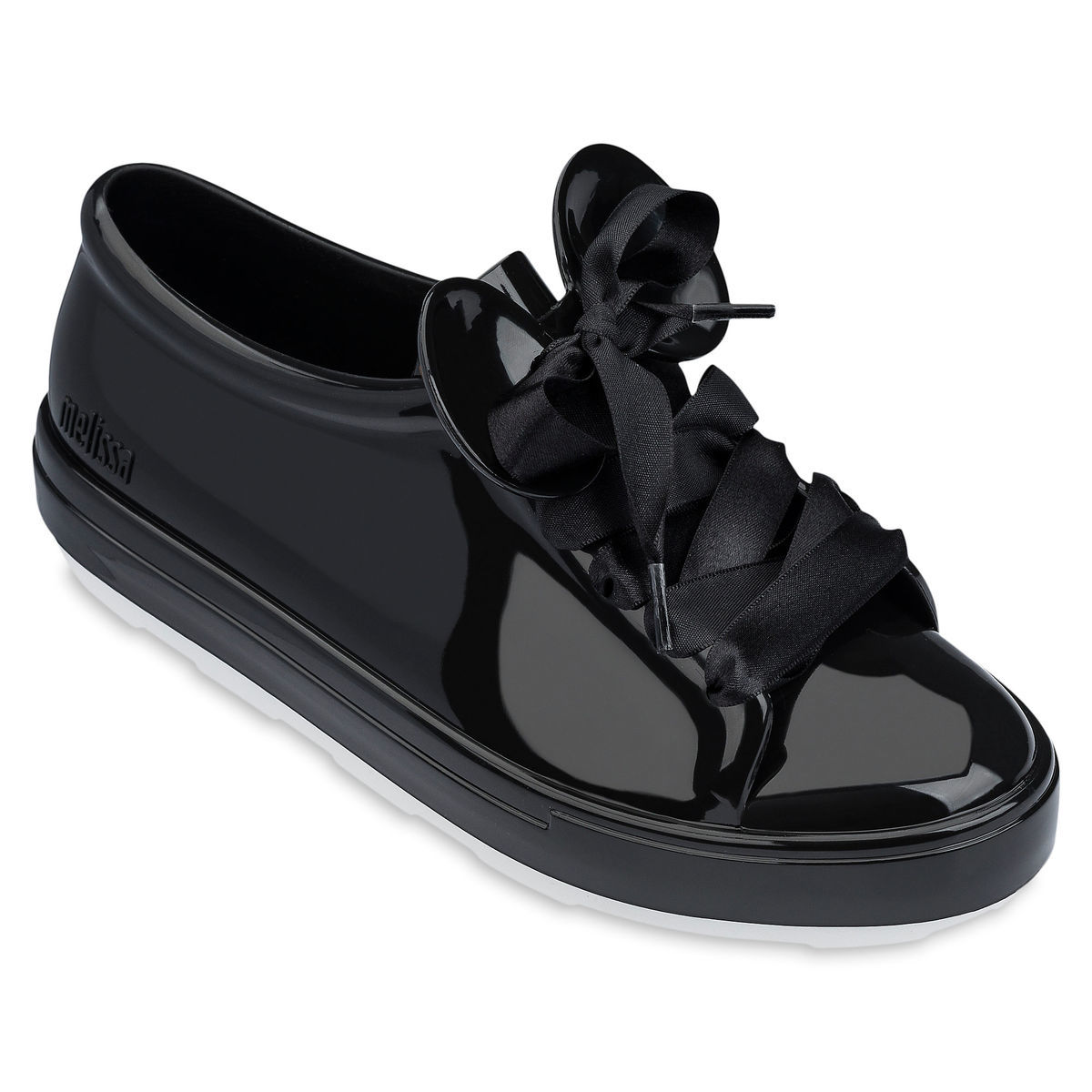 Mickey Mouse Sneakers For Women By Melissa Black Shopdisney