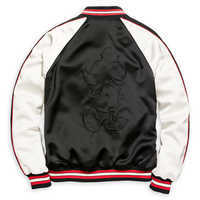Image of Mickey Mouse Reversible Varsity Jacket for Women by COACH # 4
