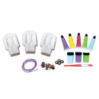 Image of Coco Skull Mask Garland Painting Kit by Mattel # 1