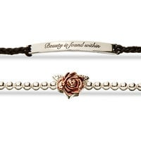 Image of Beauty and the Beast Bracelet Set # 2