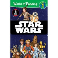Image of Star Wars: World of Reading Book Set # 1