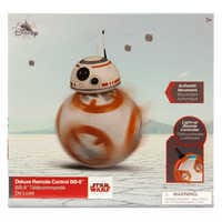 Image of BB-8 Deluxe Remote Control Toy - Star Wars: The Last Jedi # 4