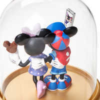 Image of Mickey and Minnie Mouse Vacation Dome Ornament - Walt Disney World # 4