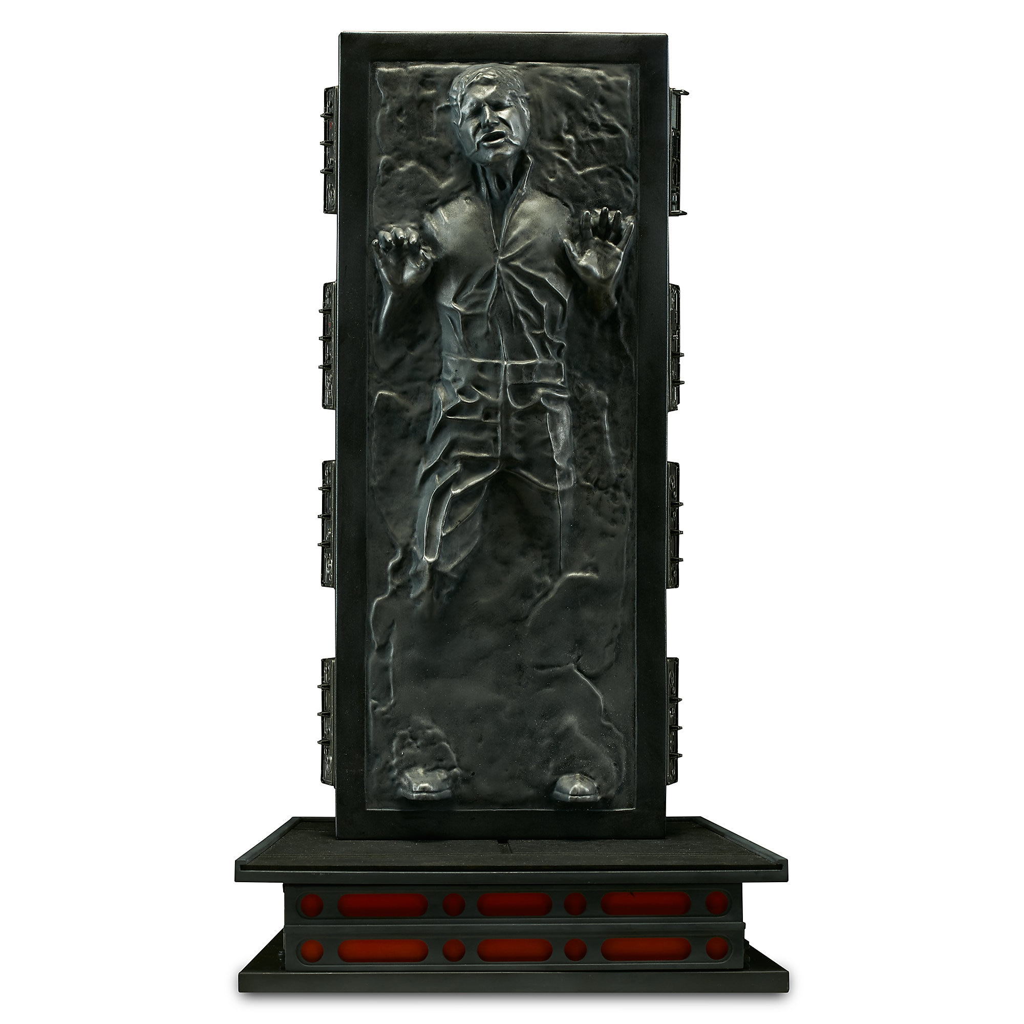 Han Solo In Carbonite Sixth Scale Figure By Sideshow Collectibles   Star  Wars
