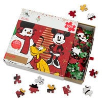Mickey Mouse Christmas Puzzle