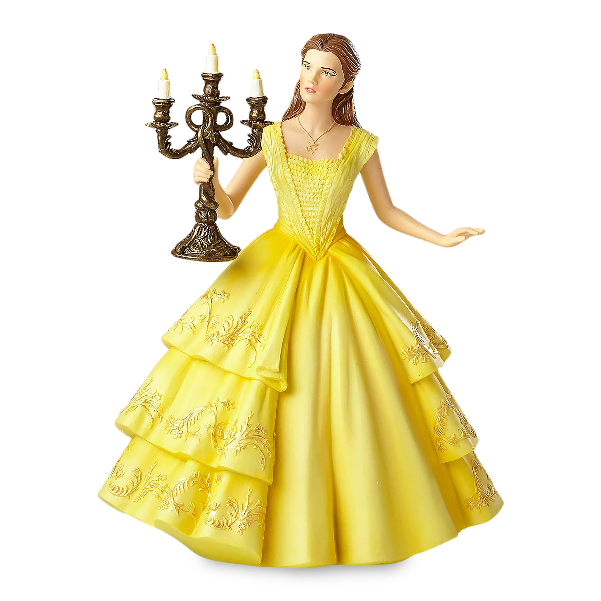Belle Couture de Force Figurine by Enesco - Live Action Film