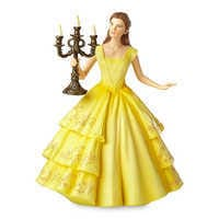 Image of Belle Couture de Force Figurine by Enesco - Live Action Film # 1