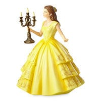 Image of Belle Couture de Force Figurine by Enesco - Live Action Film # 2