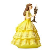 Image of Belle Couture de Force Figurine by Enesco - Live Action Film # 4