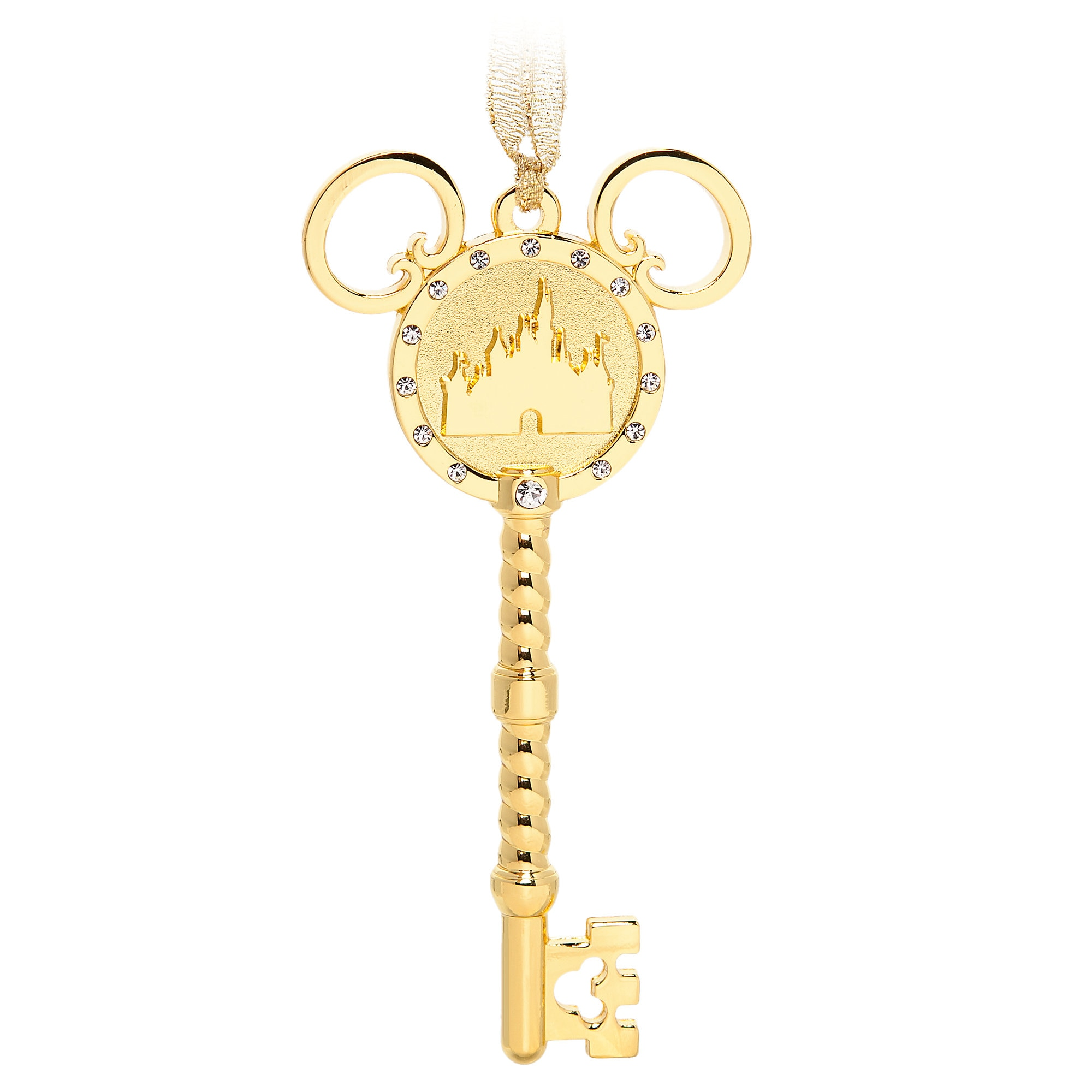 Disneyland Key Ornament