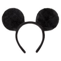 Image of Mickey Mouse Ear Headband for Adults # 1
