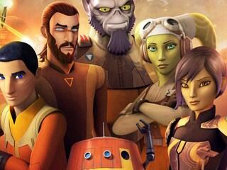 Star Wars Rebels Season Four Key Art Revealed