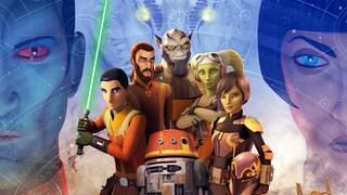 Star Wars Rebels Season Four Viewing Schedule