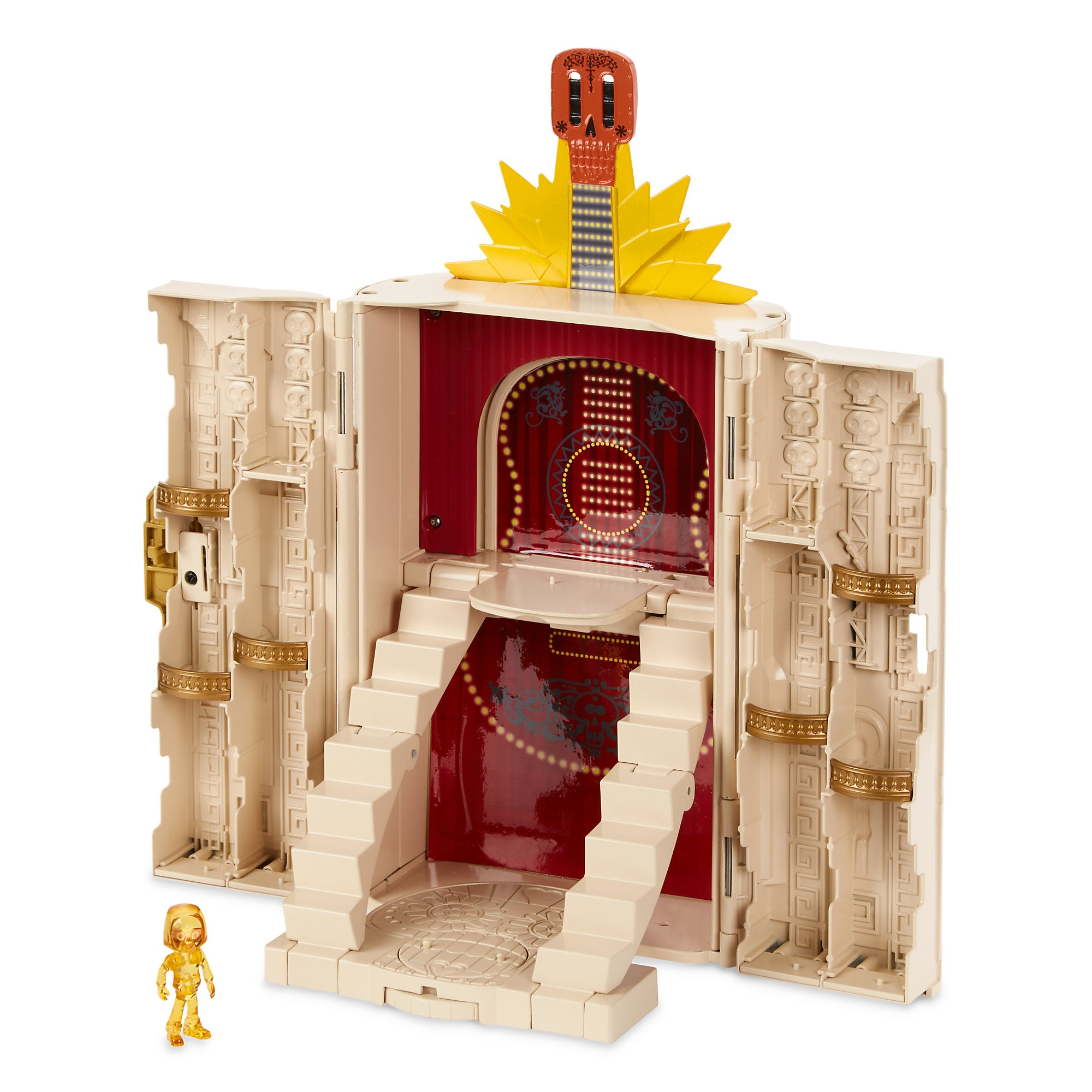 Coco Mini-Figure Playset and Collector Case